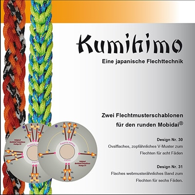 Set für den Mobidai: Kumihimo in a box: Paracord