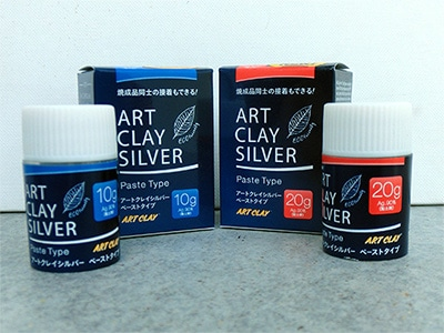 art clay silver new paste - improved