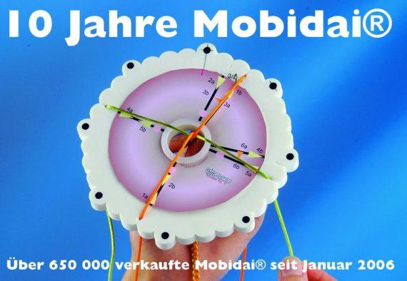 Wir feiern 10 Jahre Mobidai Flechten