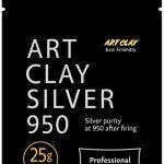 Art Clay Silber 950 – stabiler und kratzfester