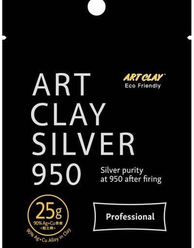 Art Clay silber 950 Modelliernmasse