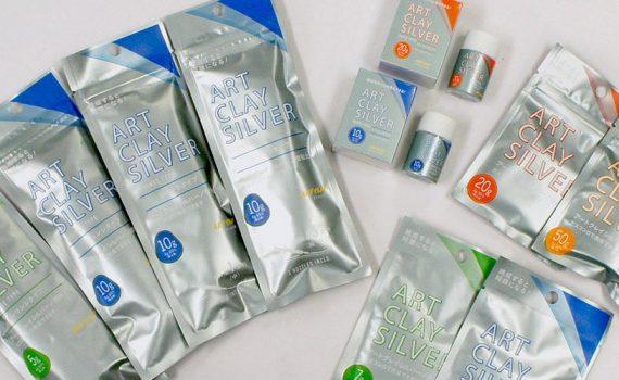 Art Clay Silver 650 hat ab sofort neue Verpackungen in Silber und Farbe