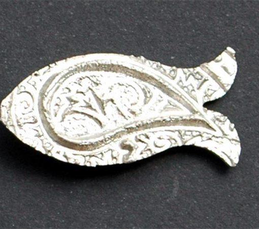 """Art Clay Silver 950 im Test - Anhänger """"Fisch"""" aus Art Clay SIlber 950"""
