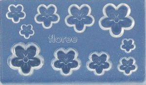 "Art Clay Soft Mold ""Blüte"""