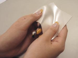 Art Clay Paper Type Plus+ lässt sich noch besser falten